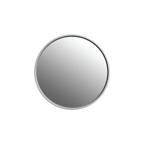 "Anello Slim Mirror - 28"" Mirror White Slim Frame"